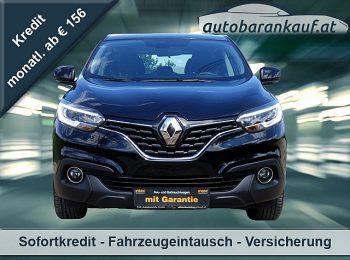 Renault Kadjar Energy TCe 130 6-Gang Zen bei autobarankauf.at – E.R. Auto Handels GmbH in