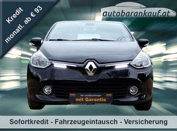 Renault Clio Dynamique dCi 90 bei autobarankauf.at – E.R. Auto Handels GmbH in
