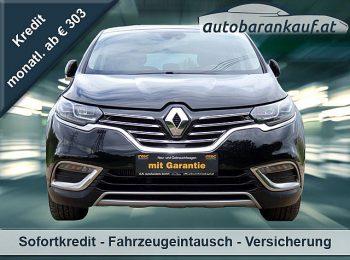 Renault Espace Intens Energy dCi 160 EDC – 7 SITZER – bei autobarankauf.at – E.R. Auto Handels GmbH in