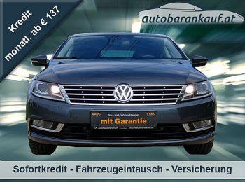 VW Volkswagen CC BMT 2,0 TDI DPF bei autobarankauf.at – E.R. Auto Handels GmbH in