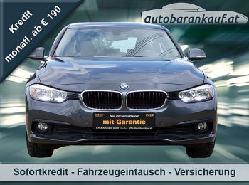 BMW 316d Advantage bei autobarankauf.at – E.R. Auto Handels GmbH in