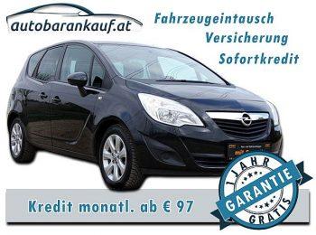 Opel Meriva 1,4 Turbo Ecotec Color Start/Stop System bei autobarankauf.at – E.R. Auto Handels GmbH in