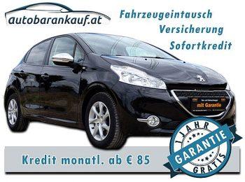 Peugeot 208 Style 1,2 VTi 82 bei autobarankauf.at – E.R. Auto Handels GmbH in