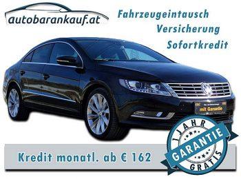 VW Volkswagen CC Sky 2,0 TDI DPF DSG bei autobarankauf.at – E.R. Auto Handels GmbH in