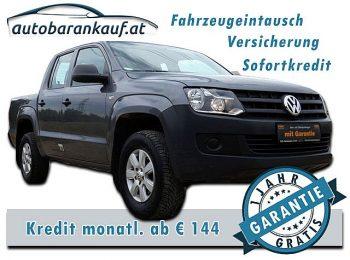 VW Amarok Allrad bei autobarankauf.at – E.R. Auto Handels GmbH in