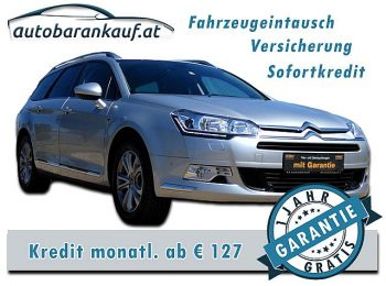 Citroën C5 Tourer 2,0 HDi FAP Exclusive Aut. bei autobarankauf.at – E.R. Auto Handels GmbH in