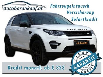Land Rover Discovery Sport 2,0 SD4 4WD HSE Aut. bei autobarankauf.at – E.R. Auto Handels GmbH in