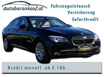 BMW 750i Active Hybrid 7 **EXPORT** bei autobarankauf.at – E.R. Auto Handels GmbH in