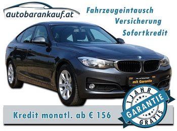 BMW 318d Gran Turismo Aut. bei autobarankauf.at – E.R. Auto Handels GmbH in