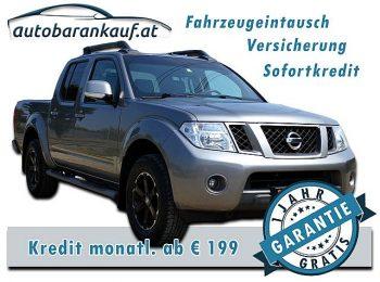 Nissan Double Cab Navara Platinum Evo 2,5 dCi 4×4 bei autobarankauf.at – E.R. Auto Handels GmbH in