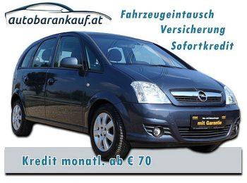 Opel Meriva 1,4 16V Edition ecoFLEX bei autobarankauf.at – E.R. Auto Handels GmbH in