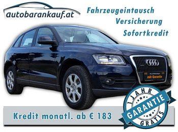 Audi Q5 2,0 TDI quattro **LEDER, AUTOMATIC** bei autobarankauf.at – E.R. Auto Handels GmbH in