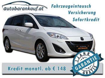 Mazda Mazda 5 CD116 GTA – 7 Sitzer – bei autobarankauf.at – E.R. Auto Handels GmbH in
