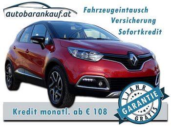 Renault Captur Helly Hansen ENERGY TCe 90 bei autobarankauf.at – E.R. Auto Handels GmbH in