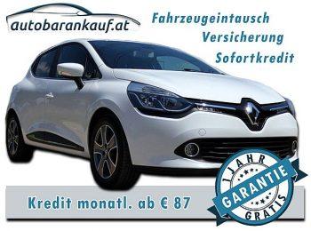 Renault Clio Tech`Run Energy TCe 90 **TOPZUSTAND, NAVI, SH** bei autobarankauf.at – E.R. Auto Handels GmbH in