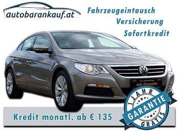 VW Passat CC BMT 2,0 TDI DPF **NAVI, LEDER** bei autobarankauf.at – E.R. Auto Handels GmbH in
