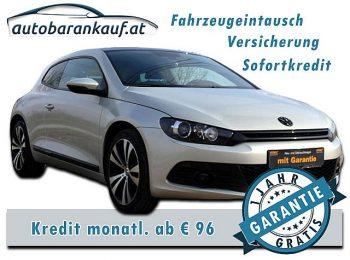 VW Scirocco 1,4 Sky Edition  **PANORAMA, SH, GARANTIE** bei autobarankauf.at – E.R. Auto Handels GmbH in