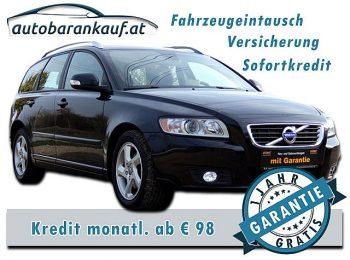 Volvo V50 Drive Business Pro Edition bei autobarankauf.at – E.R. Auto Handels GmbH in