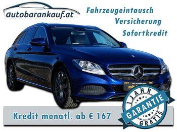 Mercedes-Benz C 220 d T Avantgarde bei autobarankauf.at – E.R. Auto Handels GmbH in