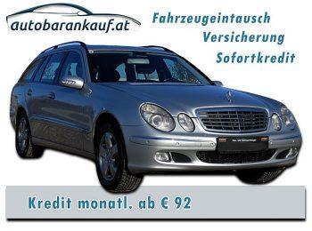 Mercedes-Benz E 220 T Elegance CDI Aut. **Pickerl bis 06.2020 + 4 Monate** bei autobarankauf.at – E.R. Auto Handels GmbH in
