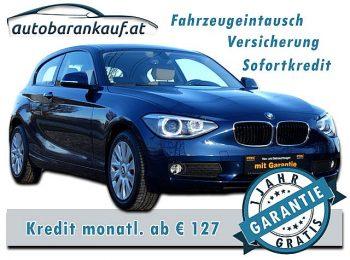 BMW 114i Österreich-Paket bei autobarankauf.at – E.R. Auto Handels GmbH in