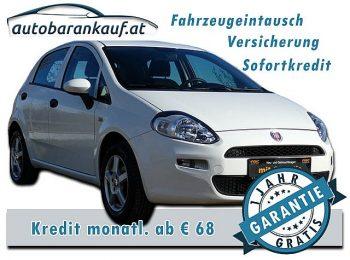Fiat Punto 1,2 67 Easy bei autobarankauf.at – E.R. Auto Handels GmbH in