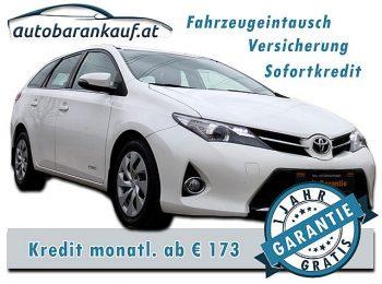 Toyota Auris TS 1,4 D-4D Active bei autobarankauf.at – E.R. Auto Handels GmbH in
