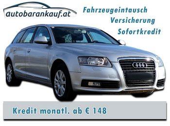 Audi A6 Avant 2,7 TDI DPF**NAVI**Pi. 10 / 2020** bei autobarankauf.at – E.R. Auto Handels GmbH in
