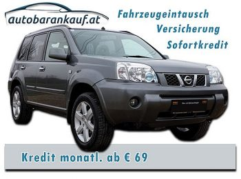 Nissan X-TRAIL Columbia 2,2 dCi 16V bei autobarankauf.at – E.R. Auto Handels GmbH in
