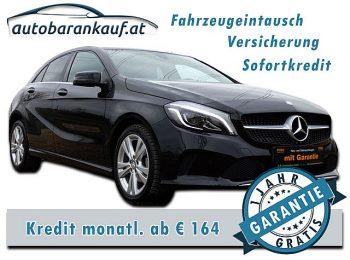 Mercedes-Benz A 180 d **URBAN** bei autobarankauf.at – E.R. Auto Handels GmbH in