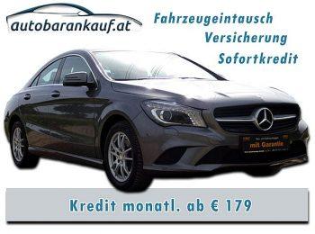 Mercedes-Benz CLA 180 CDI bei autobarankauf.at – E.R. Auto Handels GmbH in