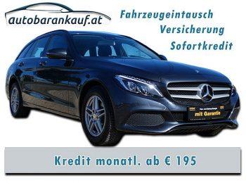 Mercedes-Benz C 200 d T **TOPZUSTAND, NAVI** bei autobarankauf.at – E.R. Auto Handels GmbH in