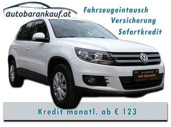 VW Tiguan 2,0 TDI Cool BMT bei autobarankauf.at – E.R. Auto Handels GmbH in