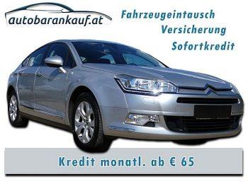 Citroën C5 1,6 HDi FAP Seduction **TOPZUSTAND, kompl SH** bei autobarankauf.at – E.R. Auto Handels GmbH in