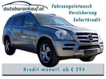 Mercedes-Benz GL 350 CDI BlueEfficiency 4MATIC Aut. *7 Sitze** bei autobarankauf.at – E.R. Auto Handels GmbH in