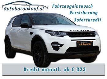 Land Rover Discovery Sport 2,0 SD4 4WD HSE Aut. **VOLLAUSSTATTUNG** bei autobarankauf.at – E.R. Auto Handels GmbH in
