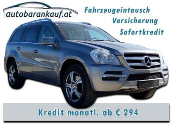 Mercedes-Benz GL 350 CDI BlueEfficiency 4MATIC Aut. *7 Sitze** bei autobarankauf.at – E.R. Auto Handels GmbH in