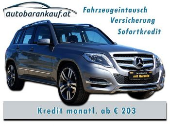 Mercedes-Benz GLK 200 CDI BlueEfficiency Aut. **TOPZUSTAND** bei autobarankauf.at – E.R. Auto Handels GmbH in