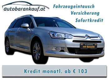 Citroën C5 Tourer 2,0 HDi FAP Exclusive Aut. **LEDER, NAVI** bei autobarankauf.at – E.R. Auto Handels GmbH in