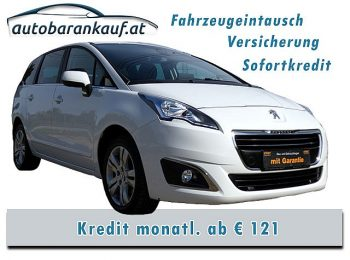 Peugeot 5008 2,0 BlueHDI 150 S&S Active bei autobarankauf.at – E.R. Auto Handels GmbH in