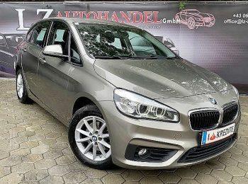 BMW 218d Active Tourer Advantage bei autobarankauf.at – E.R. Auto Handels GmbH in